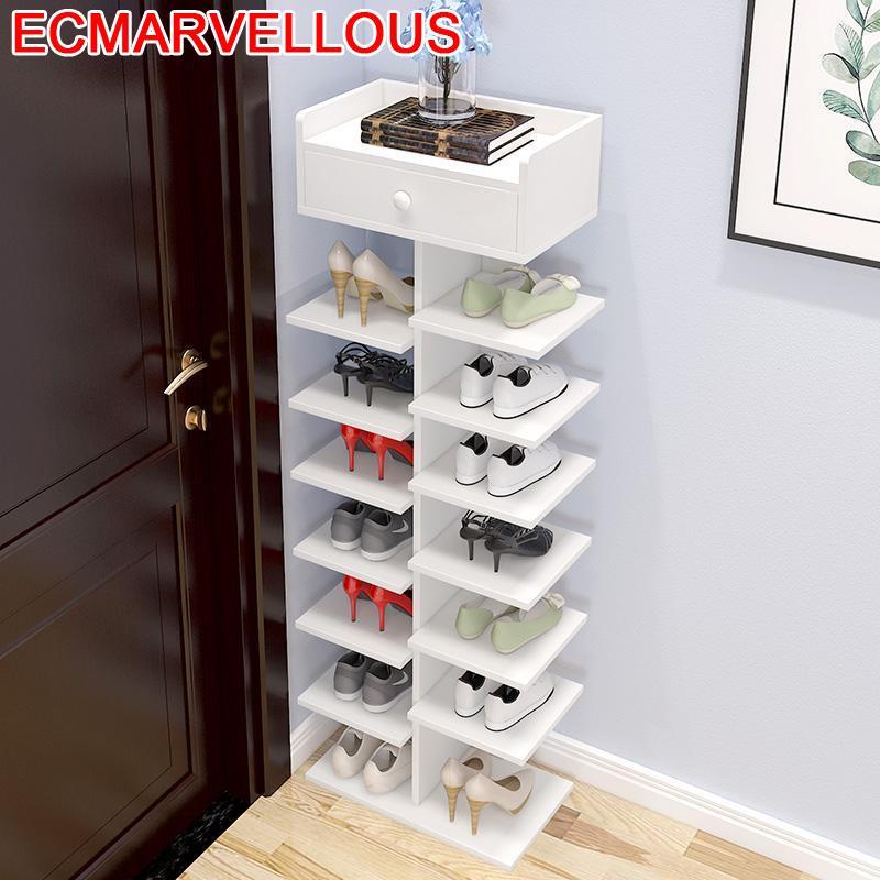 Opbergen Mobili Per La Casa Range Organizador De Zapato Armario font b Closet b font Cabinet
