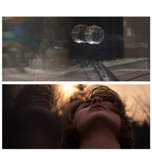 Image 2 - Vlogger fotoğraf kristal top optik cam sihirli fotoğraf topu ile 1/4 Glow etkisi dekoratif fotoğraf stüdyosu aksesuarları