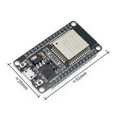 ESP32 Development Board Wifi + Bluetooth Ultra Laag Stroomverbruik Dual Core ESP 32 ESP 32S Esp 32 Soortgelijke ESP8266 Hei