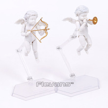 The Toble Museum Figma SP 076 Angel Cupid Action Figure Collectible PVC Model Toy Doll