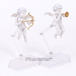 Image 1 - The Toble Museum Figma SP 076 Angel Cupid Action Figure Collectible PVC Model Toy Doll