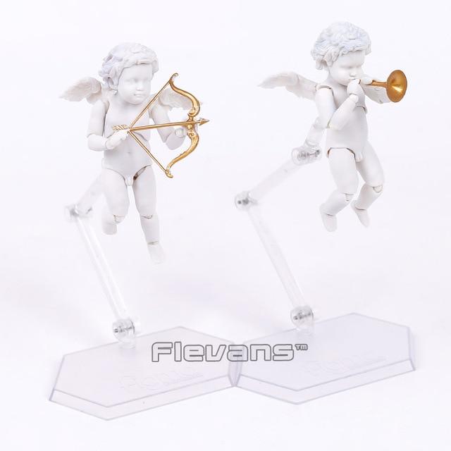 を Toble 博物館フィグマ SP 076 天使キューピッドアクションフィギュアグッズ Pvc 模型玩具人形