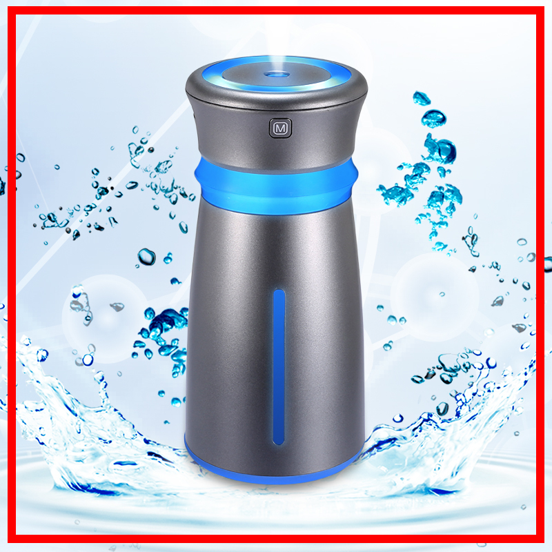 New USB Magic Cup Auto Car Air Purifier Aroma Diffuser Mini Aromatherapy Humidifier For Car home office Christmas present