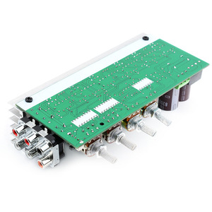 Image 4 - UNISIAN TDA2030 5.1 Channel  Audio Amplifier Board 6*18W 6 channels Surround Center Subwoofer Power Amplifiers For Home Theater
