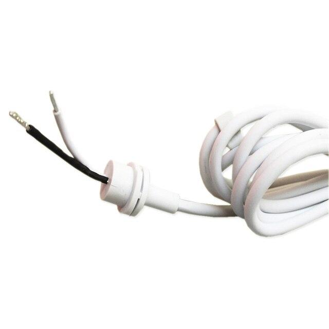 50 pièces nouveau câble de réparation câble adaptateur dalimentation pour Macbook adaptateur secteur chargeur câble dalimentation 45W 60W 85W remplacement