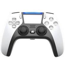 Controller di gioco Wireless Bluetooth per Console PS4 per Gamepad di gioco a doppia vibrazione in stile PS5 per PC /Android