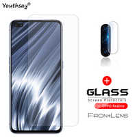 For OPPO Realme X50 Pro Player Glass For Realme X50 Pro Tempered Glass Flim Screen Camera Lens Glass For Realme X50 Pro Player