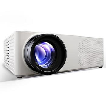 Daytime Direct Shooting Hd Projector 1080P Office Home Wireless Wifi With Mobile Phone Projector M8 Adc|  -