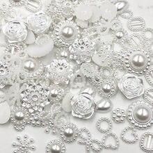4 un Abeja de Flor de Aleación Perla Cristal flatback Botones resultados para Hágalo usted mismo Craft