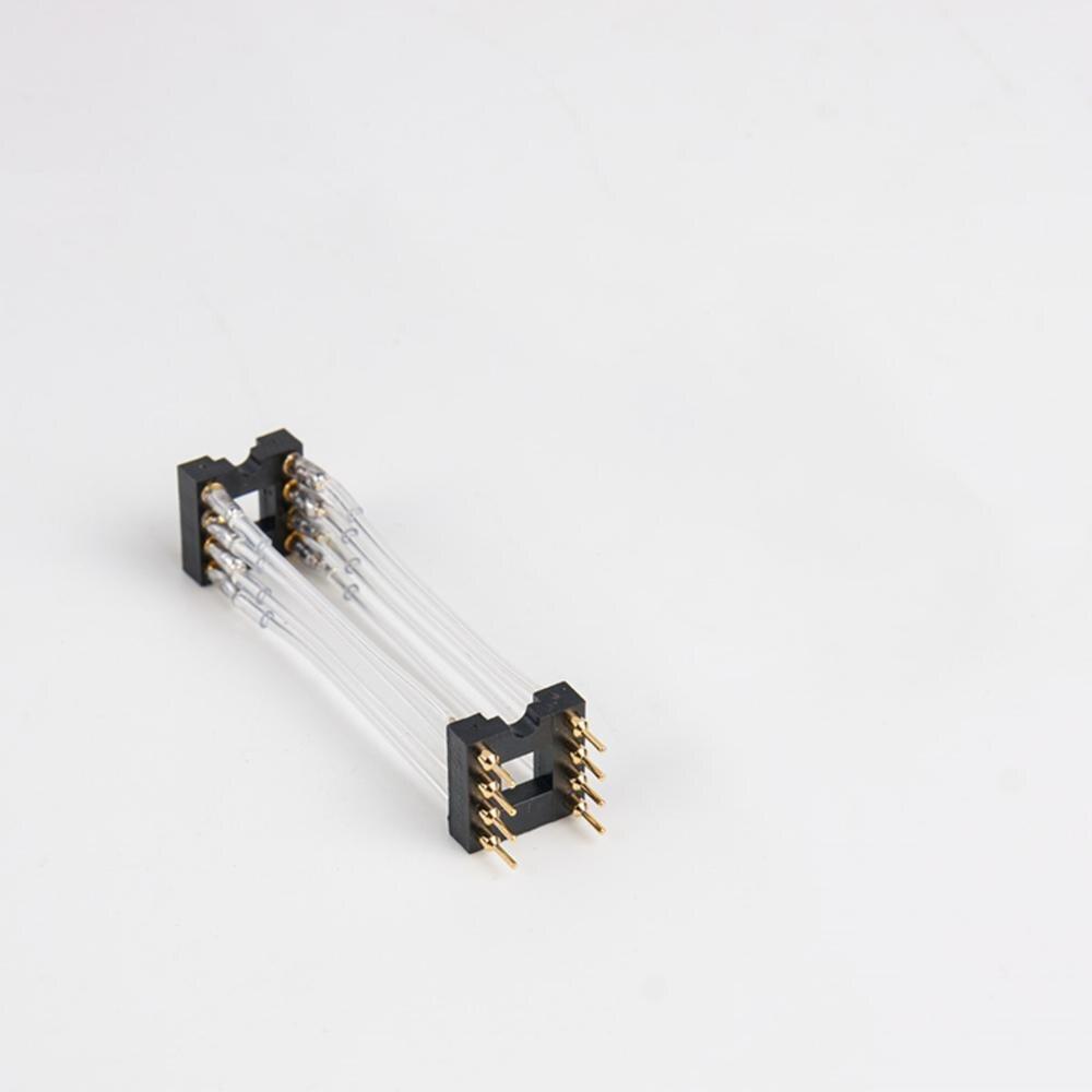 DIP-8 прямой разъем удлинитель OP AMP ИМС операционного усилителя с дискретным OP amp s