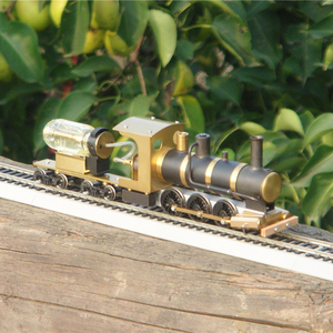 Image 5 - 蒸気機関車型蒸気機関車型蒸気ドライブ鎬割合生蒸気エンジン