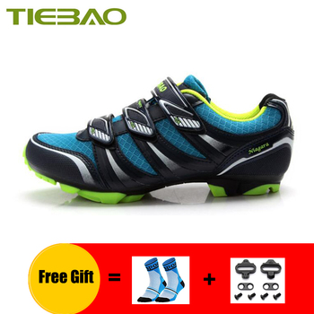 TIEBAO sapatilha ciclismo mtb cycling shoes men women breathable mountain bike sneakers superstar racing riding bicycle shoes