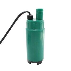 Image 2 - Submersible Pump DC 12V 24V Water Oil Diesel Fuel Transfer Refueling Tool 51mm 30L/min Kerosene Oil Pump Plastic