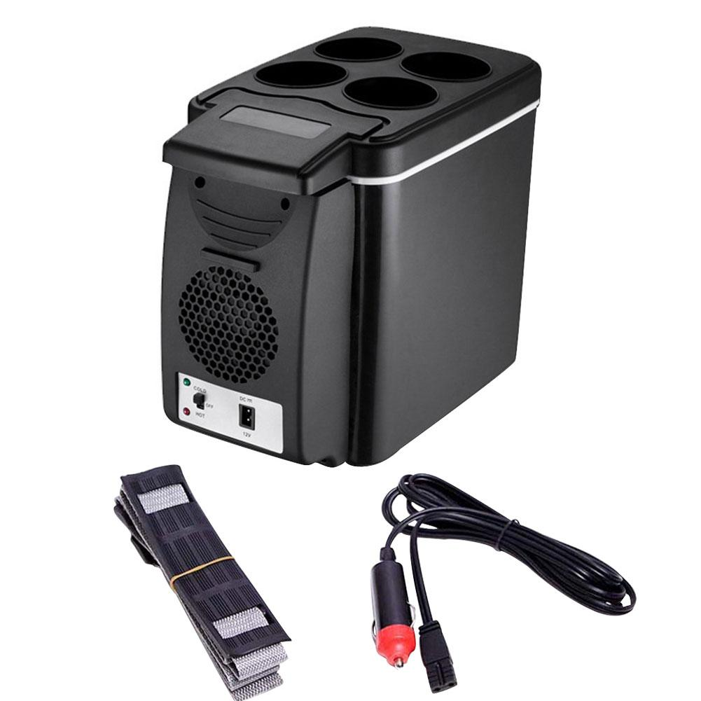 12V Refrigerator Warmer Freezer-Heater Fridge-Icebox Travel Mini Portable Car-Accessories title=