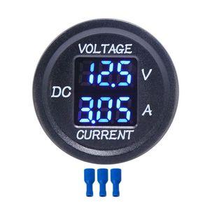 Image 4 - Universal DC 9V to 48V 10A Digital Voltmeter Ammeter Voltage Current Meter Measurement LED Display For 12V 24V 36V Electric bike