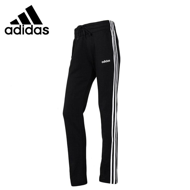 Original New Arrival Adidas W E 3S PANT FL Women's Pants  Sportswear