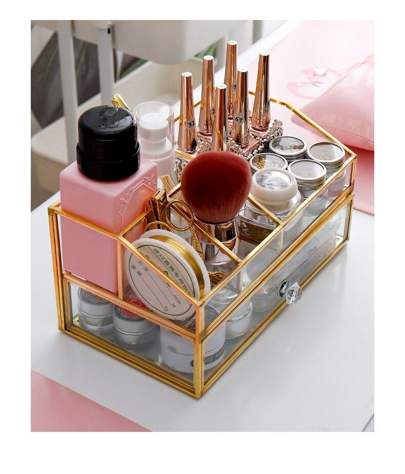 prego classificar titular cosméticos organizador caixa
