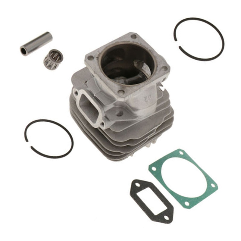 036 MS360 Cylinder piston kit Aluminum alloy Chainsaws Replacement Accessories 034AV 034 SUPER in Tool Parts from Tools