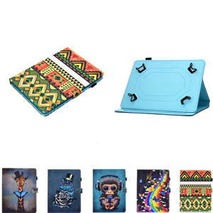 Sleeve Universal Cover For Tolino Page/Shine/Vision 3 HD/Vision 2 6 inch Ebook Protective Pouch Magnetic PU Leather Cartoon Case(China)