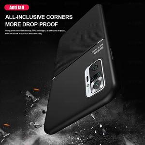 Image 5 - יוקרה Flip טלפון מקרה עבור Xiaomi Redmi הערה 10 פרו מקרה TPu בחזרה כיסוי על Xiomi Mi 11 Ultra Mi11 לייט Note10 פרו מעטפת 6D שריון