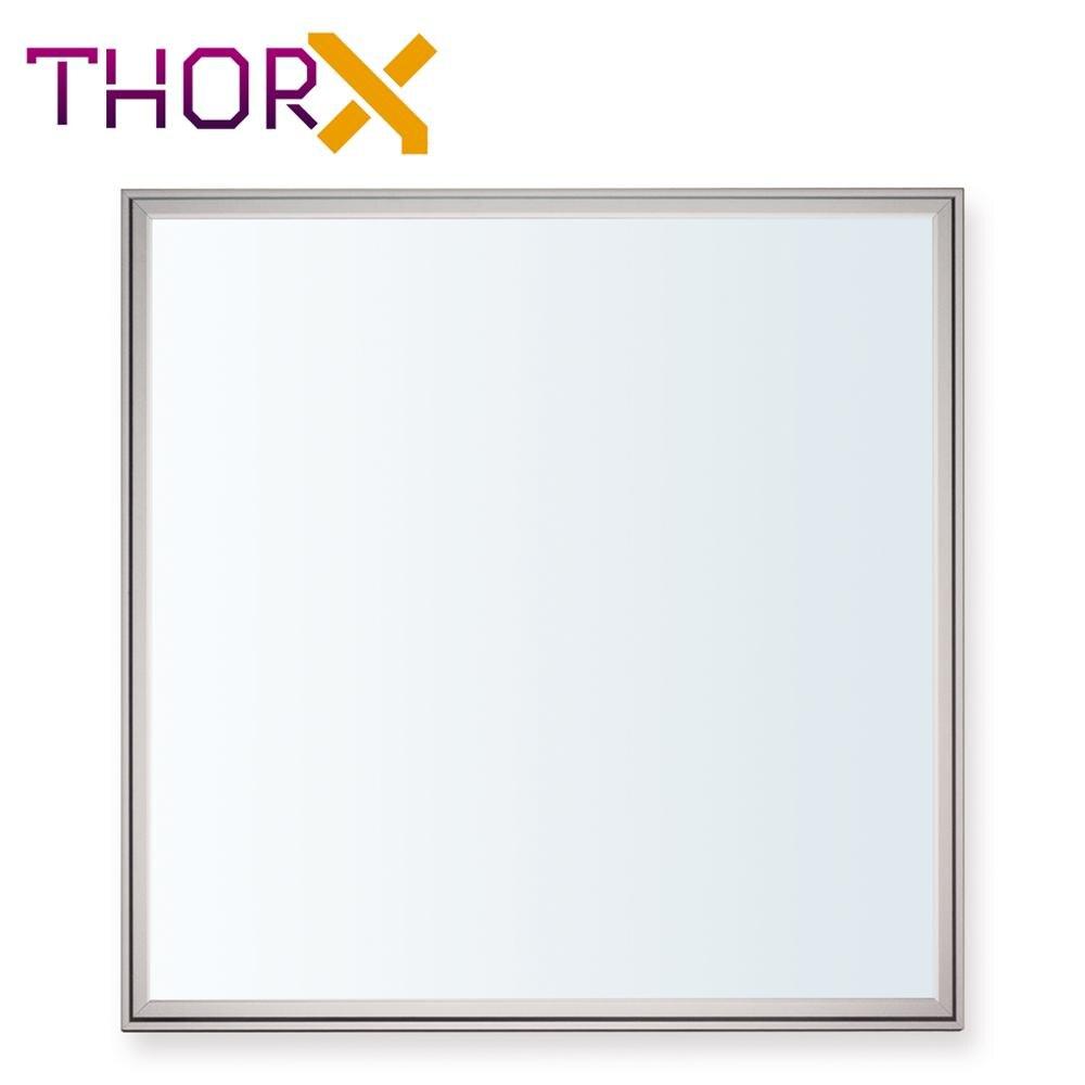 ThorX 60x60 cm Ultraslim LED Panel 36 W, 3000 Lm mit montage clips led treiber 100 240 V, kalt/warm/neutral weiß - 2