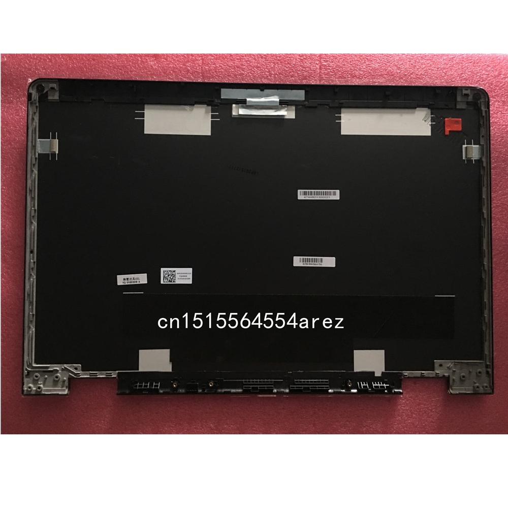 New  00JT306 AM16V000310 for Lenovo Thinkpad S5 Yoga 15 Top LCD Back Cover Black