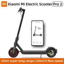 Xiaomi – trottinette électrique intelligente Mi Pro 2, Mini Hoverboard pliable, batterie pour 45km, pour adulte