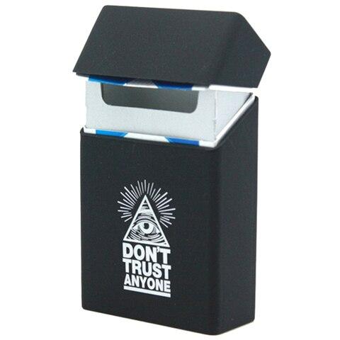 Soft Portable Silicone Cigarette Cases For 20 Cigarette Accessories Cigarette Box Gadgets For Men Gift Tabaco Case Tobacco Box Multan