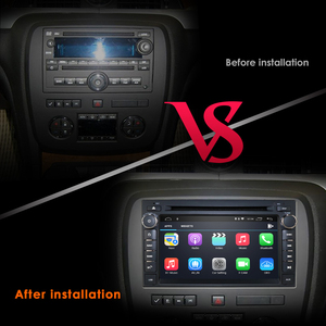 "Image 3 - Android 10,0 für Chevrolet Silverado GMC Sierra Yukon Chevy Tahoe Suburban 7 ""Auto DVD Stereo RADIO SWC BT RDS DVR 4G WIFI TPMS"