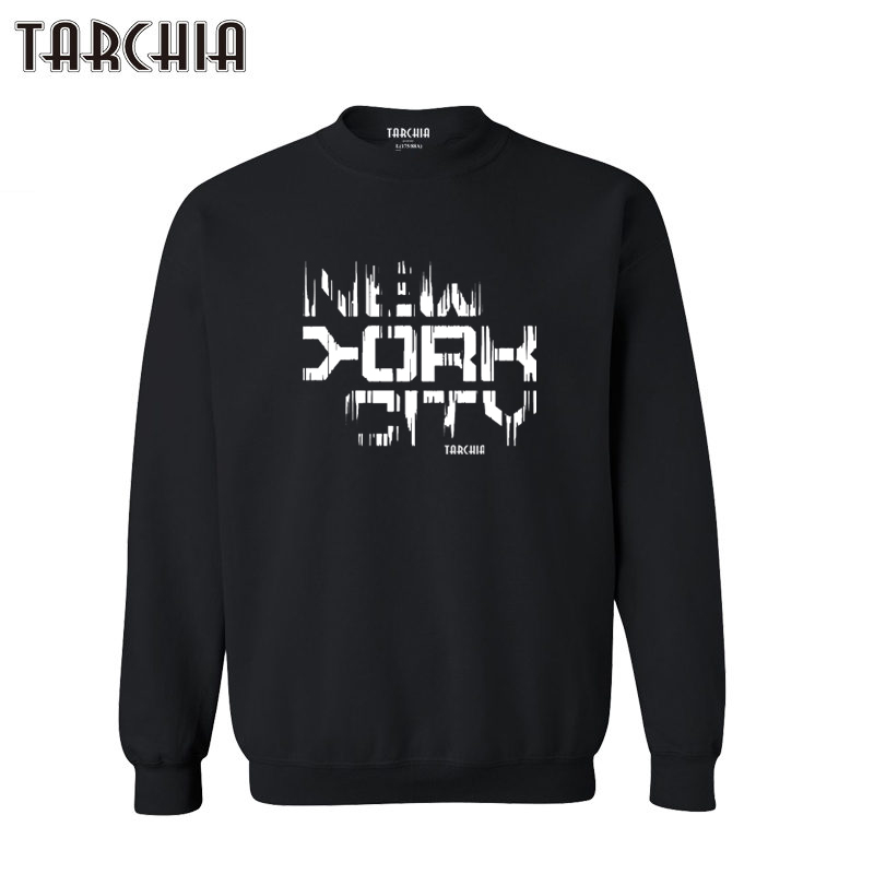 TARCHIA 2020 Fashion New York City Arrived Pullover Hoodies Sweatshirt Personalized Men Boy Casual Parental Survetement Homme