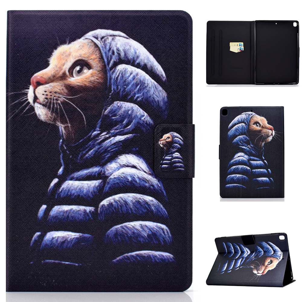 Stand A2232 Flip Fashion For 10.2 10.2 inch 2019 A2198 Tablet A2200 Funda iPad Case Case