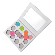 Eyeshadow Palettes Private-Label Eye-Makeup Custom-Packaging Glitter No-Logo Shimmer