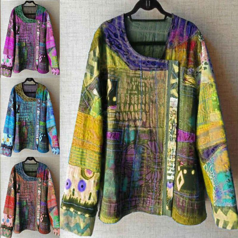Tops De Talla Grande Para Mujer Camisas Informales De Otono 5xl 4xl Camisa Elastica Con Estampado Floral Bohemio Blusa Larga Holgada Para Fiesta 2020 Blusas Y Camisas Aliexpress