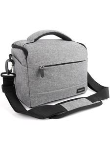 Camera Case Pouch-Bag Lens Photography Nikon Sony Waterproof Fashion Canon Polyester