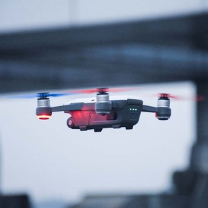 Image 2 - 8pcs החלפת מדחף לdji ניצוץ Drone אביזרי מתקפל 4730 להבי חילוף חלקי 4730F מהיר שחרור אבזרי CW CCW אבזר