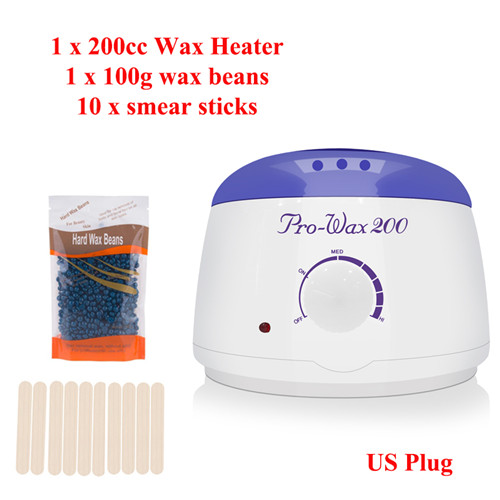 Wax Heater Hair Removal Tool Epilator Warmer Wax Heater Professional SPA Hand Epilator Feet Paraffin Wax Machine Dropshipping