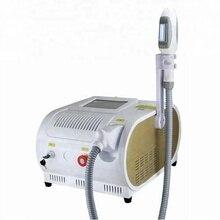 Portable Elight OPT Flash Lamp Permanent Painless Hair Removal SHR IPL Non-Invasive Skin Rejuvenation Home Use Beauty CE Machine