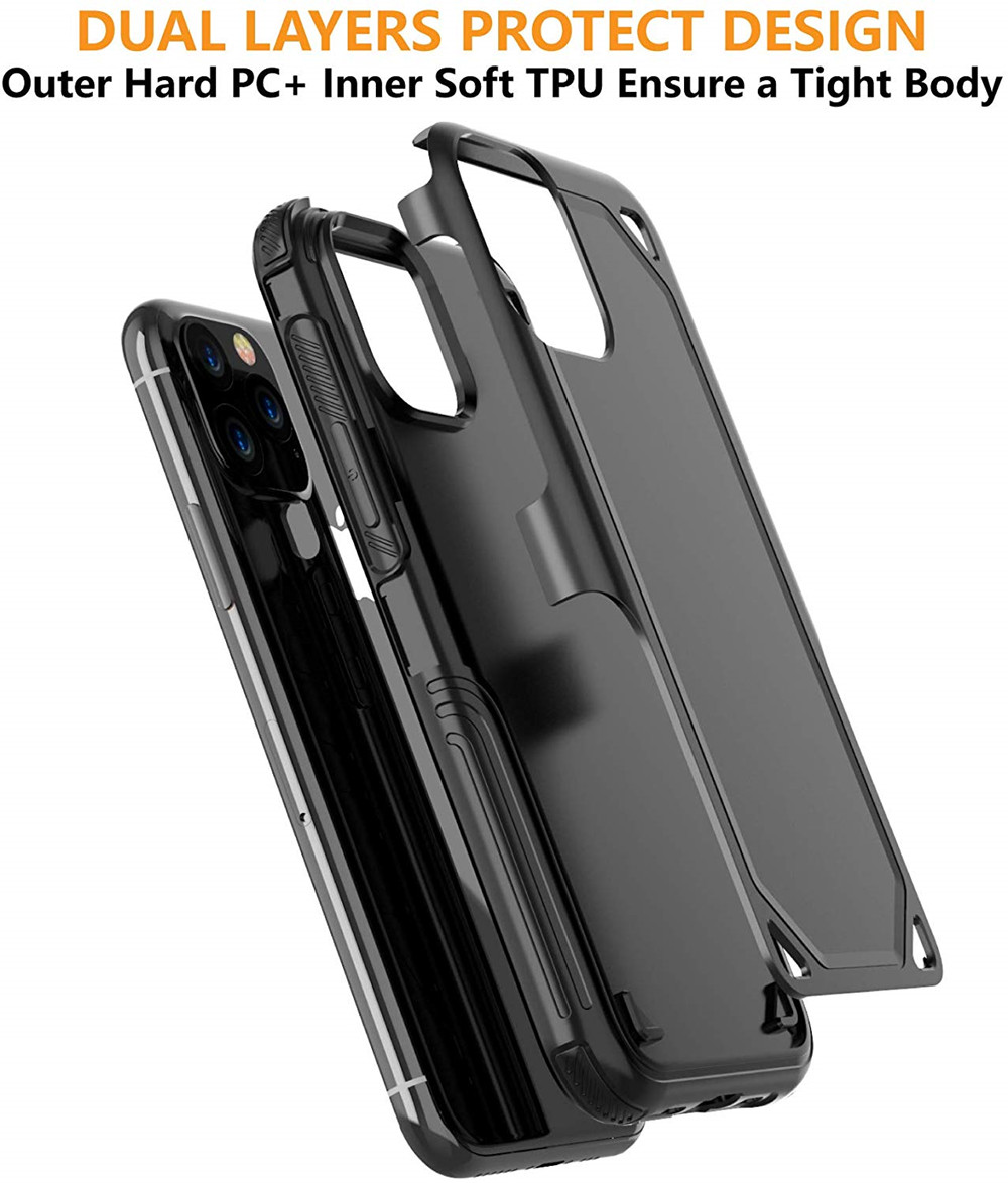 H3f2f7d76d3ec42af8f8c8f13c6cefd6ac Military Shockproof Armor Phone Case For iPhone X XS 11 Pro Max XR 7 8 6 6S Plus Hybrid PC+TPU Slim Rugged Protective Case Cover
