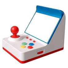 Ретро 3,0 дюймов TFT цветной экран мини портативная игровая консоль 8 бит портативный игровой плеер встроенный 360 Классическая игра