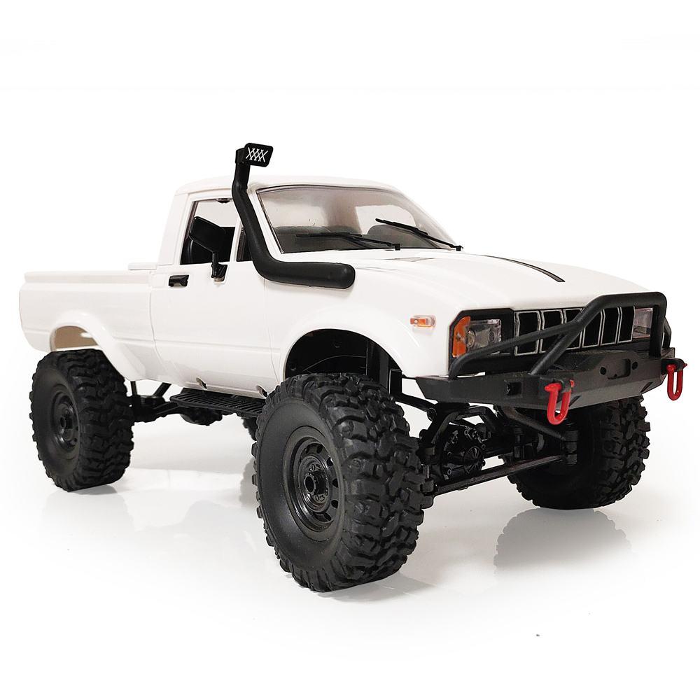 WPL C24 1/16 2,4G 4WD гусеничный грузовик с дистанционным управлением RC автомобиль полный пропорциональный контроль Игрушечная модель