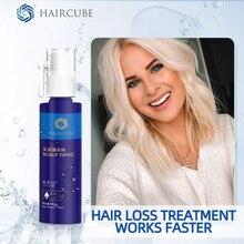HAIRCUBE Fast Hair Growth Essence Spray Hair Growth Serum Nourishing Soften Treatment Hair Loss Repair Treatment Dense Liquid