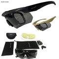 Мужские солнцезащитные очки, военные армейские боевые очки, тактические Защитные очки для страйкбола, пейнтбола, велосипедные очки, походн...