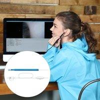 3 в 1 Многофункциональный очиститель ушей USB эндоскоп 5,5 мм визуальный ушной воск Чистый инструмент для чистки ушей наушник Otoscope камера 0.3MP