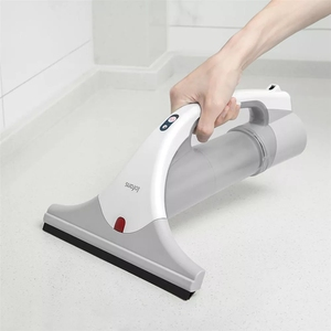 Image 3 - Original Xiaomi Lofans Wireless Hand held Glass Cleaner Spray Rub Scrape 3 in 1 Cordless Rechargeable 1500PA Suction Cleaner