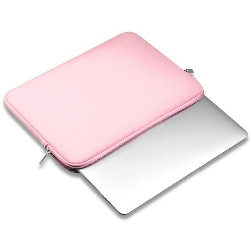 """ラップトップノートブックケースタブレットスリーブカバ 11 """"12"""" 13 """"15"""" 15.6 """"の macbook pro エア網膜 14 インチ xiaomi Huawei 社 HP Dell"""