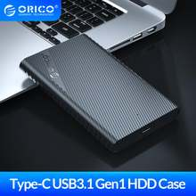 Orico Тип c жесткий диск чехол 25 дюймов usb31 externl hdd 4