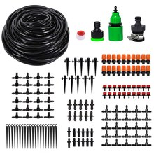 Garden Irrigation System, DIY Plant Irrigation System, Distribution Pipe, Water Saving Kit Accessories, Garden Greenhouse Automa(China)