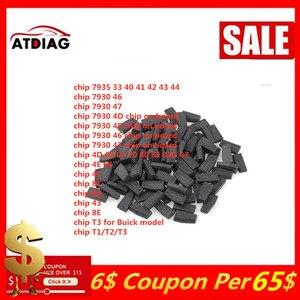 Image 2 - 10 50pcs/lot Xhorse VVDI Super Chip XT27A01 XT27A66 Chip Work for VVDI Key Tool/VVDI MINI Key Tool