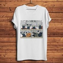 Camiseta de anime de sensei Hatake Kakashi para hombres, camisa divertida de manga corta blanca, informal, unisex, ropa de calle de manga japonesa