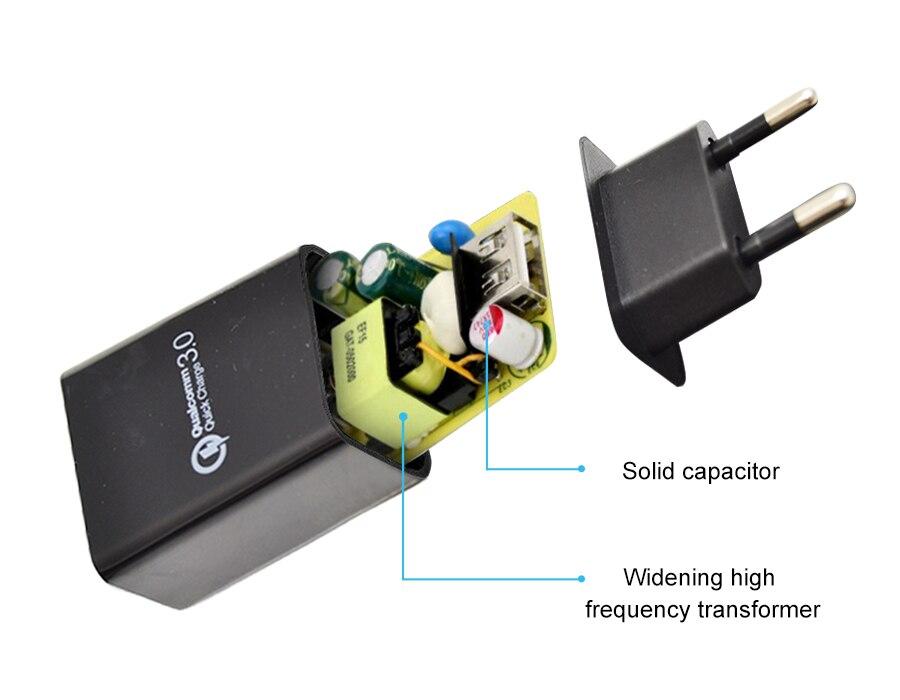 Raspberry pi 4B 5V 3A EU зарядное устройство USB зарядное устройство для дома зарядное устройство для путешествий